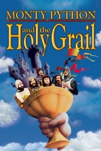 """Poster for the movie """"Monty Python and the Holy Grail"""""""