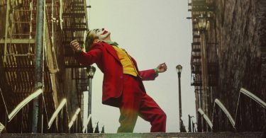 "Poster for the movie ""Joker"""