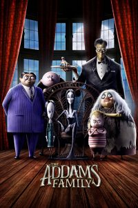 "Poster for the movie ""The Addams Family"""