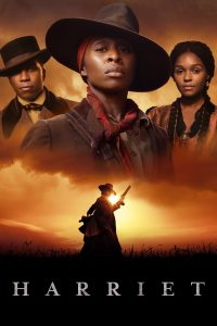 "Poster for the movie ""Harriet"""