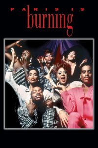 "Poster for the movie ""Paris Is Burning"""