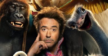 """Poster for the movie """"Dolittle"""""""