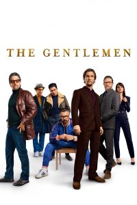 "Poster for the movie ""The Gentlemen"""