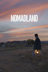 "Poster for the movie ""Nomadland"""