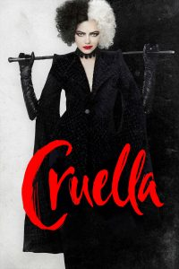 "Poster for the movie ""Cruella"""