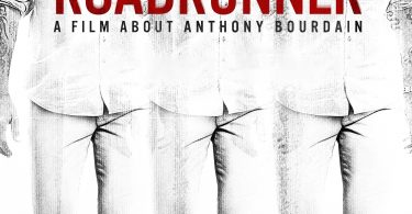 """Poster for the movie """"Roadrunner: A Film About Anthony Bourdain"""""""