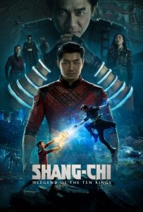 """Poster for the movie """"Shang-Chi and the Legend of the Ten Rings"""""""